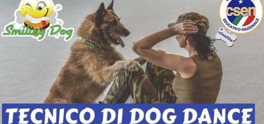 tec dog dance