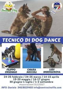 tecnico dog dance