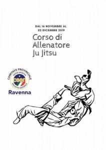 Corso di Allenatore Ju Jitsu